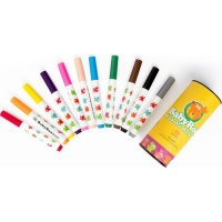 JarMelo Baby Roo Washable Markers: 12 Markers Photo