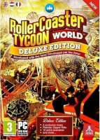 RollerCoaster Tycoon World Deluxe Edition PS3 Game Photo