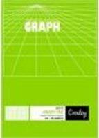 Croxley JD572 A4 Graph Pad Photo