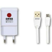 Swiss Mobile QUALCOMM Micro-USB Wall Charger Photo
