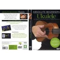 Absolute Beginners Ukulele [1 DVD Min 50 Rating E] Photo