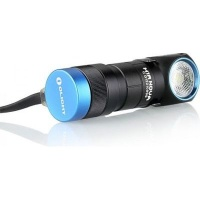 Olight H1R Nova 600 Lumen Rechargeable Headlamp with 72m Throw Photo