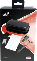 Orb Travel Pack with Carry Case Car Charger Headphones Screen Protector & Cleaning Cloth for the Nintendo Switch Photo