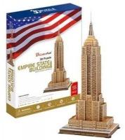 Cubic Fun 3D Puzzle - Empire State Building Photo