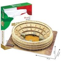 Cubic Fun 3D Puzzle - Colosseum Photo
