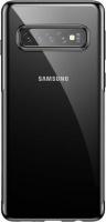 Baseus Shining Case for Samsung S10 Plus - Black Photo