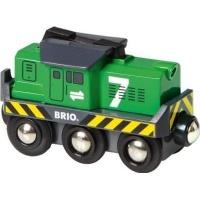Brio Freight Battery Engine Photo