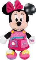 Disney Baby Minnie First Abilities Plush Photo