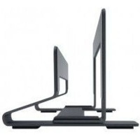 "Apple Macally Aluminium Vertical Stand for Macbook Air Pro and 13""-17"" Notebooks Photo"