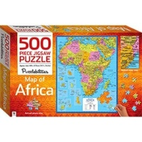 Puzzlebilities: Map of Africa Photo