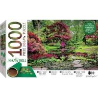 Jigsaw with Felt Roll: Japanese Garden The Hague Photo