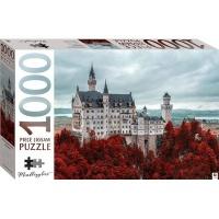 Hinkler Books Neuschwanstein Castle Germany Puzzle Photo