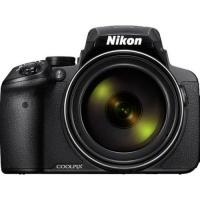 Nikon CAMNICPP900BK Compact Digital Camera Photo