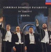The Three Tenors in Concert Photo