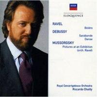 Ravel: Bolero/Debussy: Sarabande/Danse/Mussorgsky: Pictures... Photo
