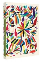 Princeton Architectural Press Otomi Journal - Embroidered Textile Art from Mexico Photo