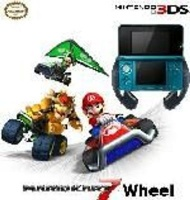 Nintendo Mario Kart 7 Wheel for 3DS Photo