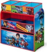 Paw Patrol Multibin Toy Organiser Photo