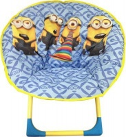Despicable Me Minions Saucer Chair Photo
