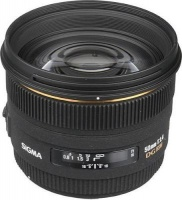 Sigma Normal EX DG HSM Autofocus Lens for Canon Photo