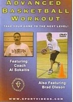 Advanced High School Basketball Workout Photo