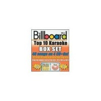 Billboard Top 10 Karaoke Vol 2 CD Photo
