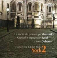 Stravinsky: Le Sacre Du Printemps/Ravel: Rapsodie Espagnole/... Photo