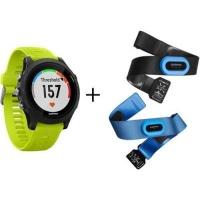 Garmin Forerunner 935 Force Premium GPS Running Watch Tri-Bundle Photo