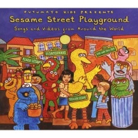 Sesame Street Playground Photo