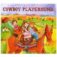Cowboy Playground CD Photo