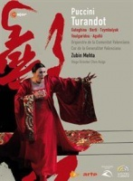 Turandot: Palau De Les Arts Valencia Photo