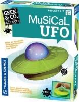 Thames Kosmos Musical UFO Photo