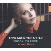 Anne Sofie Von Otter: So Many Things Photo