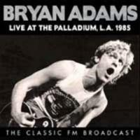 Live at the Palladium L.A. 1985 Photo