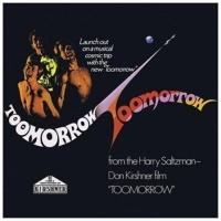 Toomorrow CD Photo