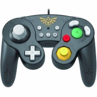 Hori The Legend of Zelda Gamepad Controller for Nintendo Switch - Breath of the Wild Photo