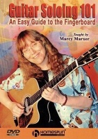 Guitar Soloing 101 an Easy Guide to the Fingerboard Photo