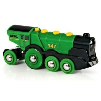 Brio Big Green Action Locomotive Photo
