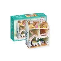 Cubic Fun 3D Puzzle - Dreamy Dollhouse Photo