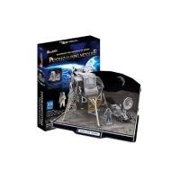 Cubic Fun 3D Puzzle - Apollo Lunar Module Photo