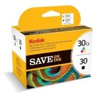 Kodak Books Kodak 30B/30C Ink Cartridge Combo Pack Photo