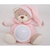 Snuggletime Classical Natural Glow Teddy Photo