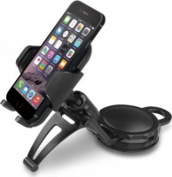 Macally Fully Adjustable Car Dashboard Mount Phone Holder for iPhone Smartphone & Mobile Phone Photo