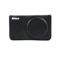 Nikon Coolpix Leather Camera Case Photo