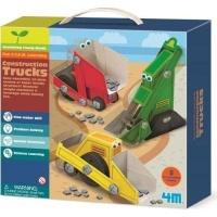 4M Construction Trucks Photo