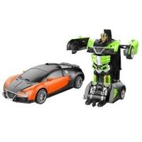 Funny Box Remote-Control Turbo Autobots Transforming Car Photo