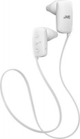 JVC HA-F250BT-WE headphone Intraaural In-ear White In-ear 20-20000 Hz Neodym Bluetooth 3.0 Photo