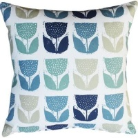 Fundi Homeware Poppypod Scatter Cushion Photo