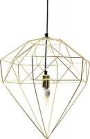 Fundi Lighting Diamond Pendant Light - Single Globe Fitting Photo
