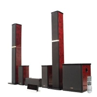 Microlab H-600 Home Theater Speaker System Photo